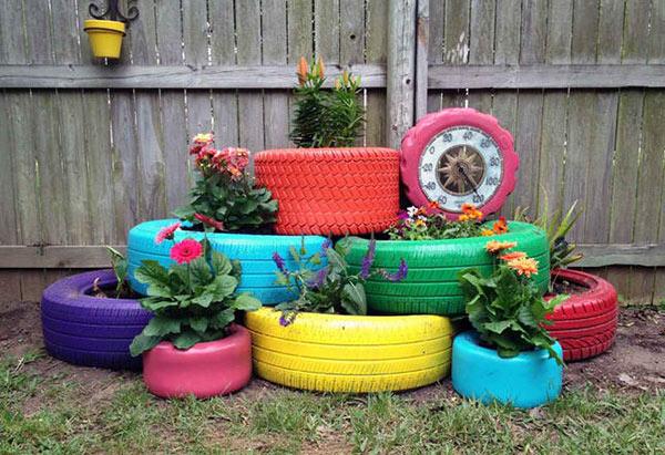 tire plants