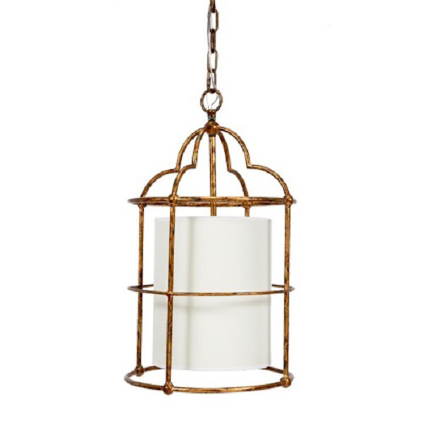Grace Gold Pendant Chandelier