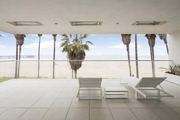 veranda bench set