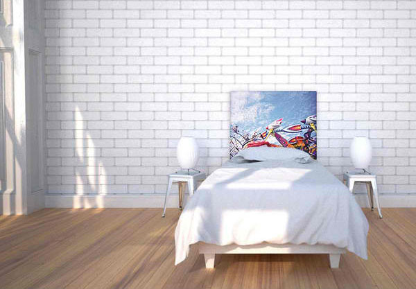 Coney Island Headboard