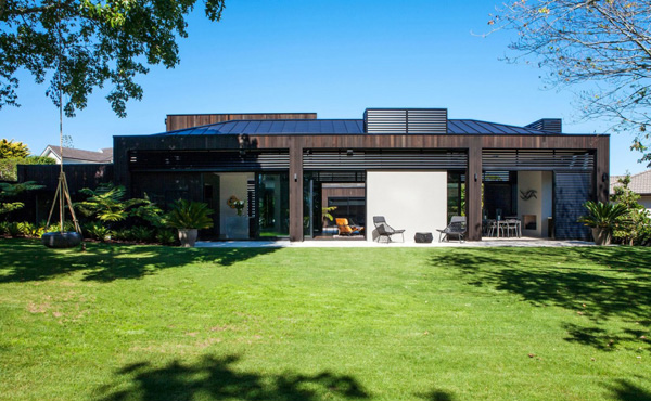 New Zealand homes