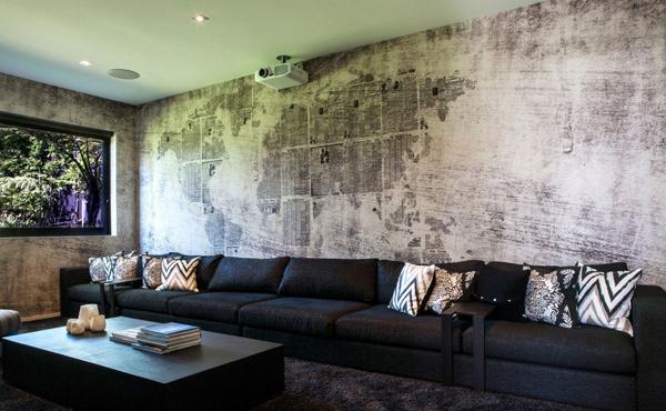 dirty wall design