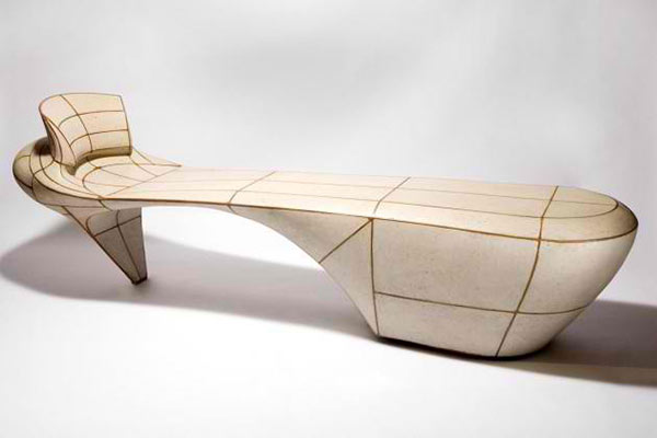 Unique Sculptural Benches