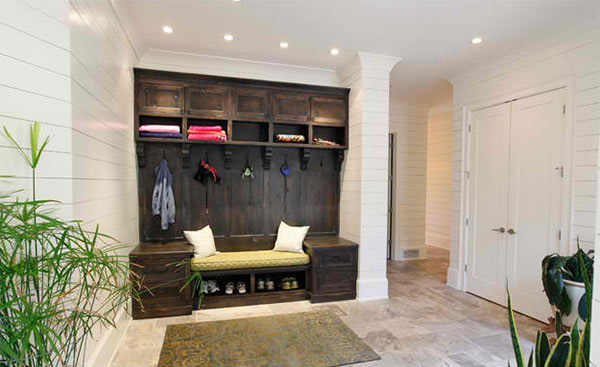 15 modern and contemporary mud room entry designs home Mud room designs laout
