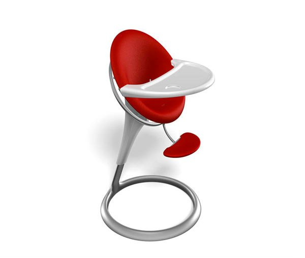 curvy High Chair