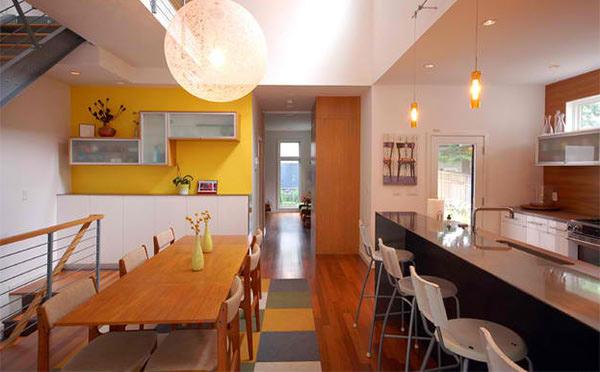 B- Line Medium 003 | dining + kitchen