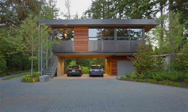 LEED Platinum Ellis Residence