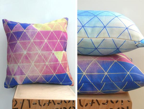 Pastel Pillow