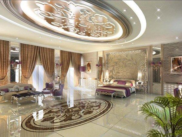 Villa Master's Bedroom
