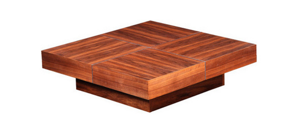 20 contemporary designs of square coffee tables home design lover square coffee tables watchthetrailerfo