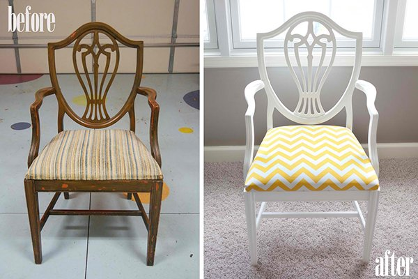 Chair Makeovers