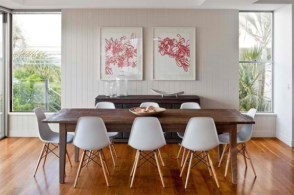 20 Ideas For A Simple Modern Dining Area