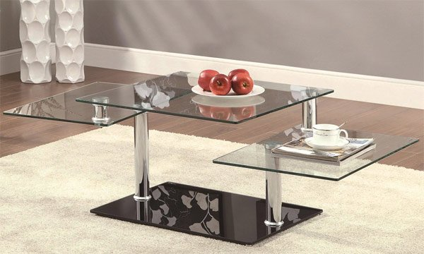 Modern Swivel Coffee Table.20 Inimitable Styles Of Swiveling Glass Coffee Table Home Design Lover