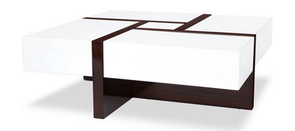 Square Or Rectangle Coffee Table 20 contemporary designs of square coffee tables | home design lover