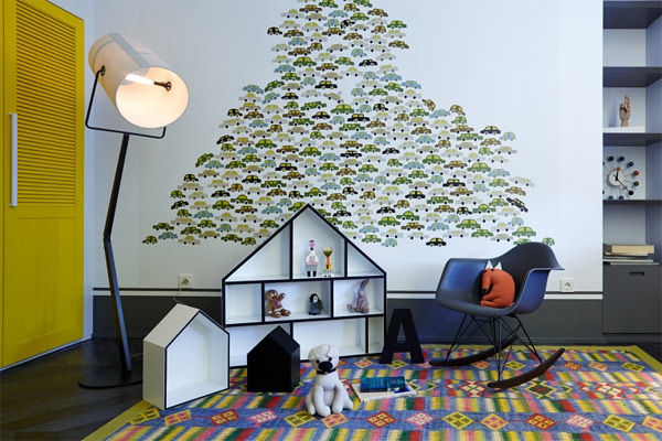 cute childrens room