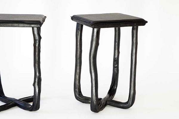 Pressed Black Wood Collection