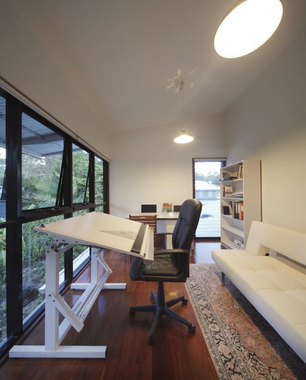 working desk