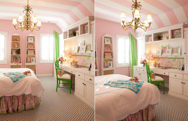 Little Girls Bedroom Remodel