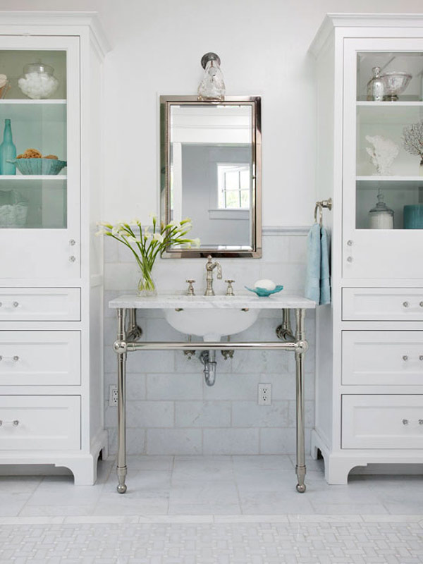 20 Samples Of Classic Bathroom Sinks Home Design Lover