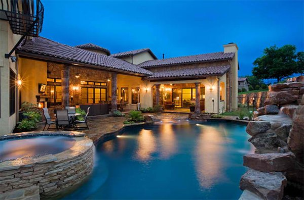 Hill Country House Plans Luxury