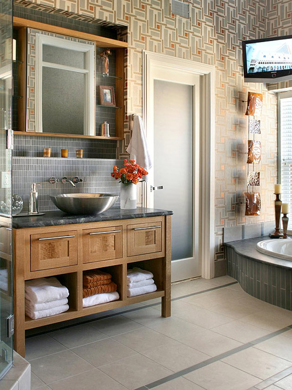 stainless steel bathroom basin