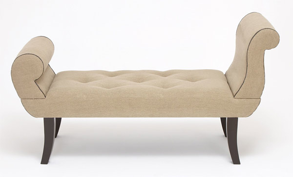 Superieur Bench Type Lounge Chaise Bedroom