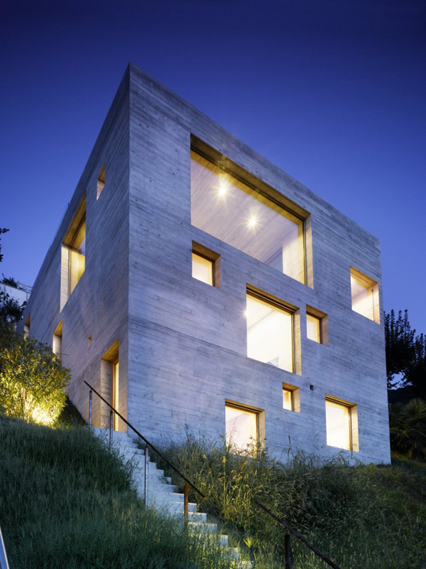 New Concrete House