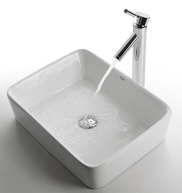 ceramic sink bathrooms