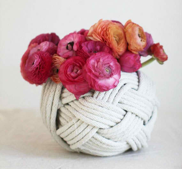 Rope Bloom Bowls