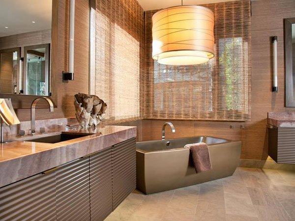 Bathroom Window Designs New 20 Designs For Bathroom Window Treatment  Home Design Lover Design Decoration