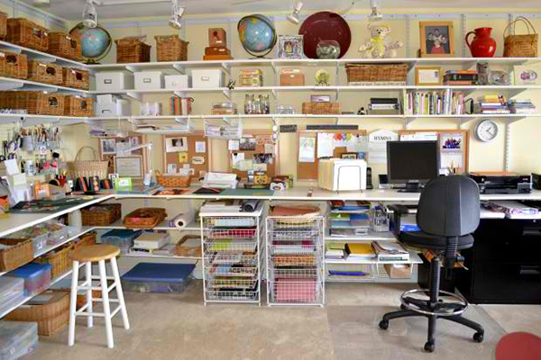 Design Your Own Craft Room With a Blast Home Design Lover