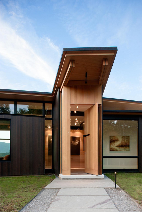 Natural Style residence
