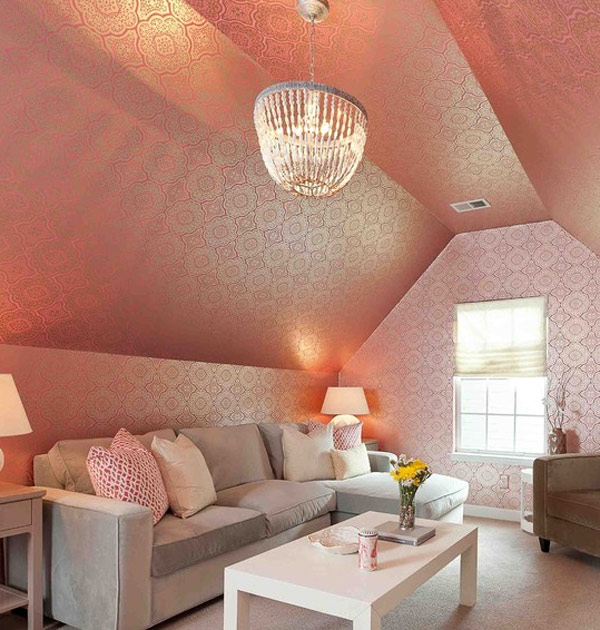 30 Creative Ceiling Decorating Ideas That Will Make Your: 20 Superb Ideas On How To Style Your Ceilings