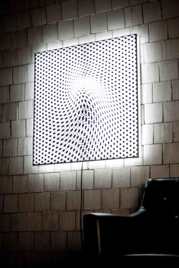 Hypnotic Lamp