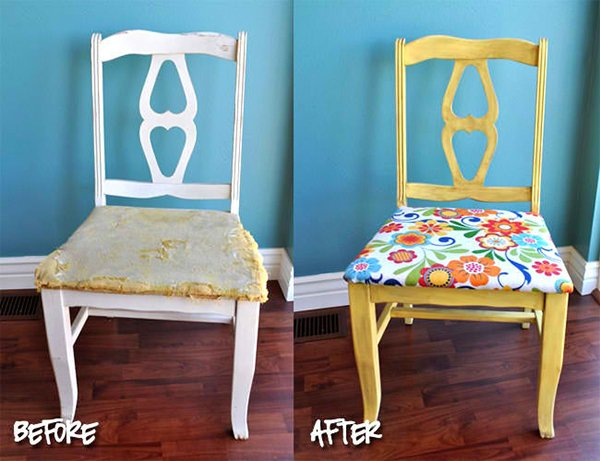 Chair renovations