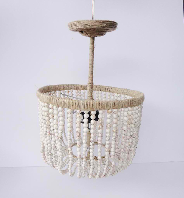 Serena Lily Malibu Chandelier Knock Off