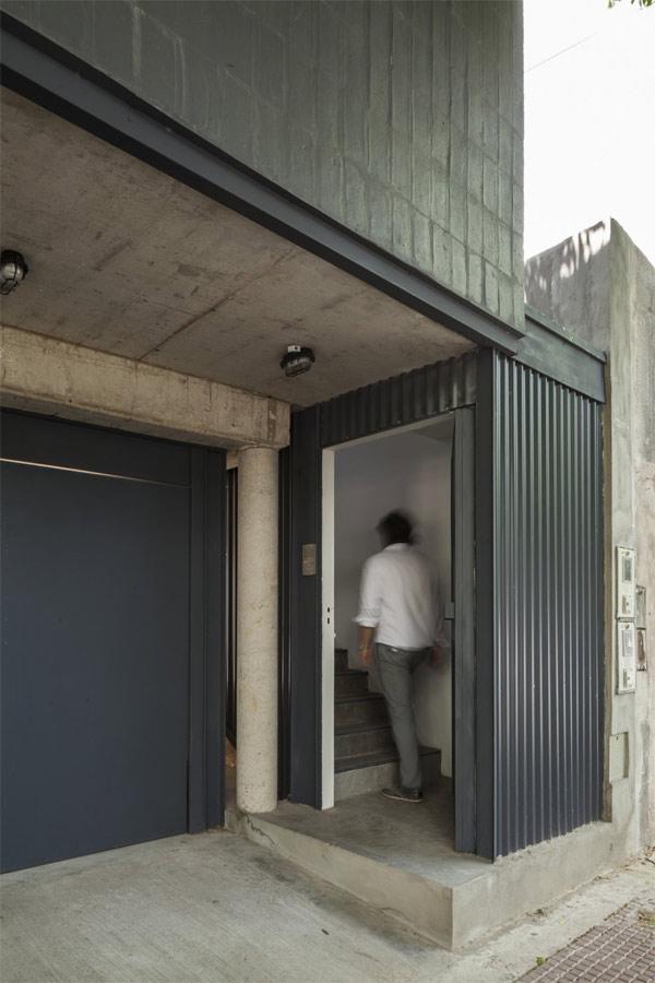 door main entrance