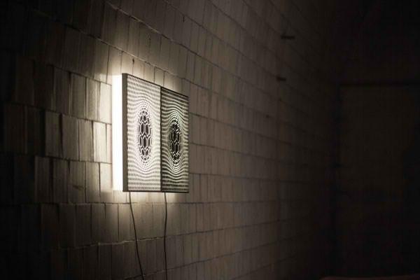 square Lamp design