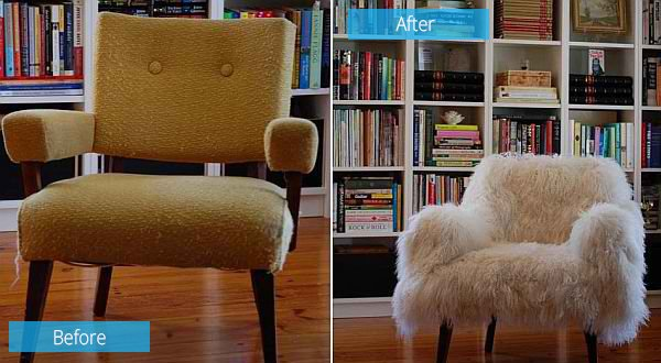 Makeover Chair
