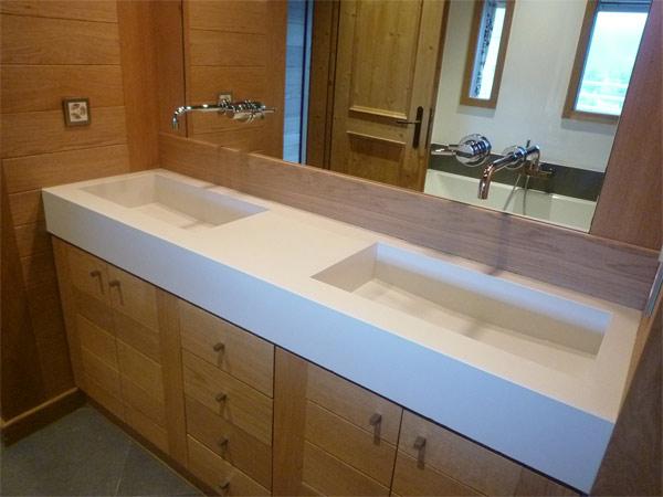 non-stain bathroom sink