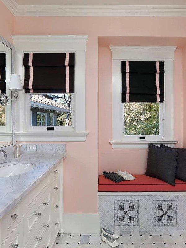 black and pink shades