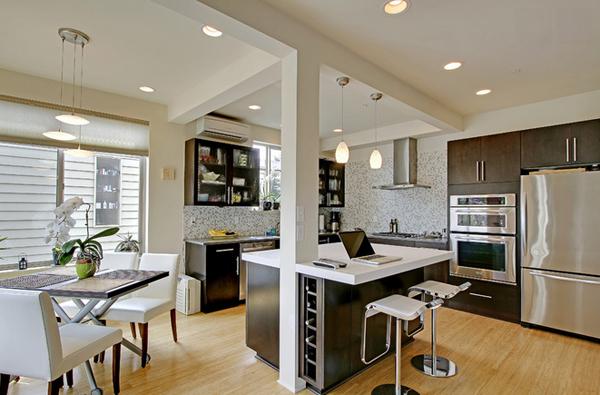 column kitchen