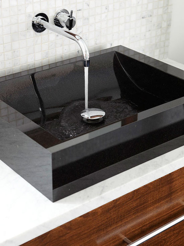 granite sinks design
