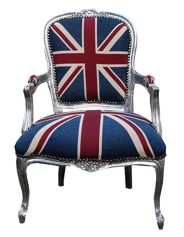 Australian flag design throne