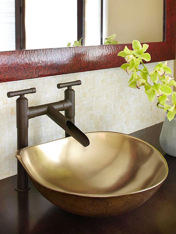 bronze sink classic bathroom of samples home bowl sinks design designs lover