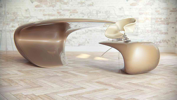 geometric table design