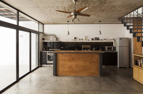 non complex kitchen