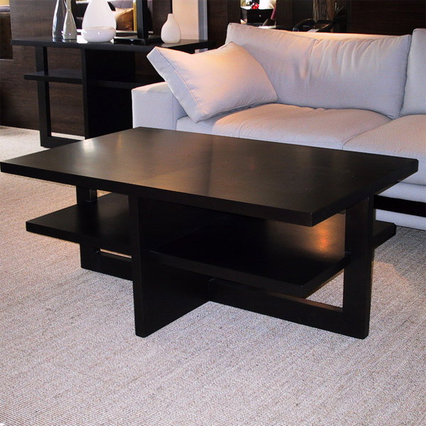 Black Coffee Tables