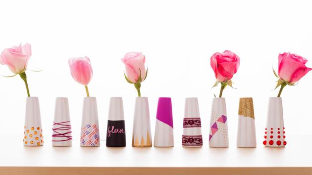 22 Diy Flower Vases For Your Fave Blossoms Home Design Lover