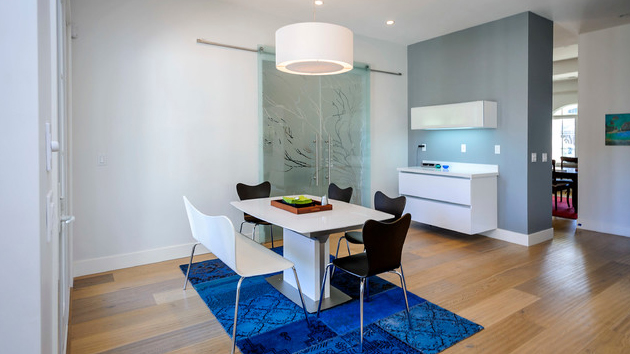 20 Ideas For A Simple Modern Dining Area Home Design Lover - Simple-dining-room